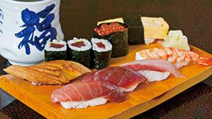 江戸前の寿司をリーズナブルに[Reasonably priced Tokyo-style sushi]