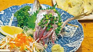 釣りたての魚が食べられる![Dine on the catch of the day!]