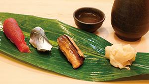 江戸前の伝統を守る老舗寿司店 [Carrying on the tradition of Tokyo-style sushi]