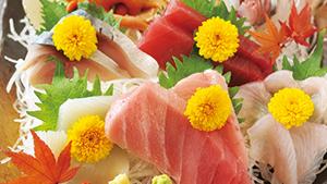 産地直送の食材を使った、こだわりの料理 [Tasty cuisine featuring regional ingredients]