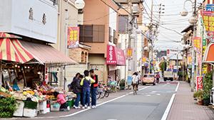 西糀谷観音堂商店会[Nishikojiya Kannondo Shotenkai]