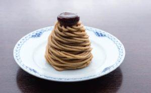 【山王】オーナーシェフ自慢の自家製マロンクリームが絶品