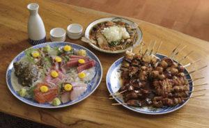【矢口渡】名物は甘辛ダレが絡む焼き鳥、市場で直接仕入れの魚も美味
