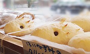 [美味しいパンが食べたーい!]  《池上》はりねずみベーカリー(Hedgehog Bakery ヘッジホッグ ベーカリー)