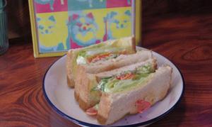 [どれにしようかな? 美味しいサンドイッチ]大森 CAFE MEMOL