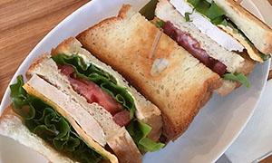 [どれにしようかな? 美味しいサンドイッチ]雪が谷大塚 サンドイッチカフェ サニーサンドイッチ