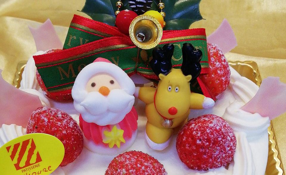 '20 クリスマスケーキを予約するならココ! PATISSERIE Collioure パティスリー コリウール