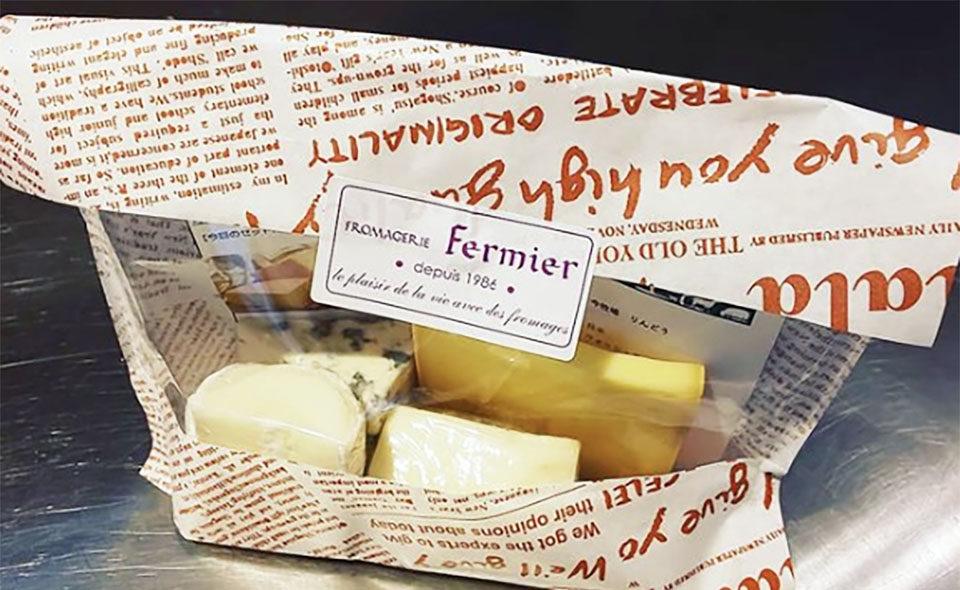 """【2021年6月20日・父の日のプレゼントに】フェルミエの本間るみ子コレクション""""チーズ小分けセット"""""""