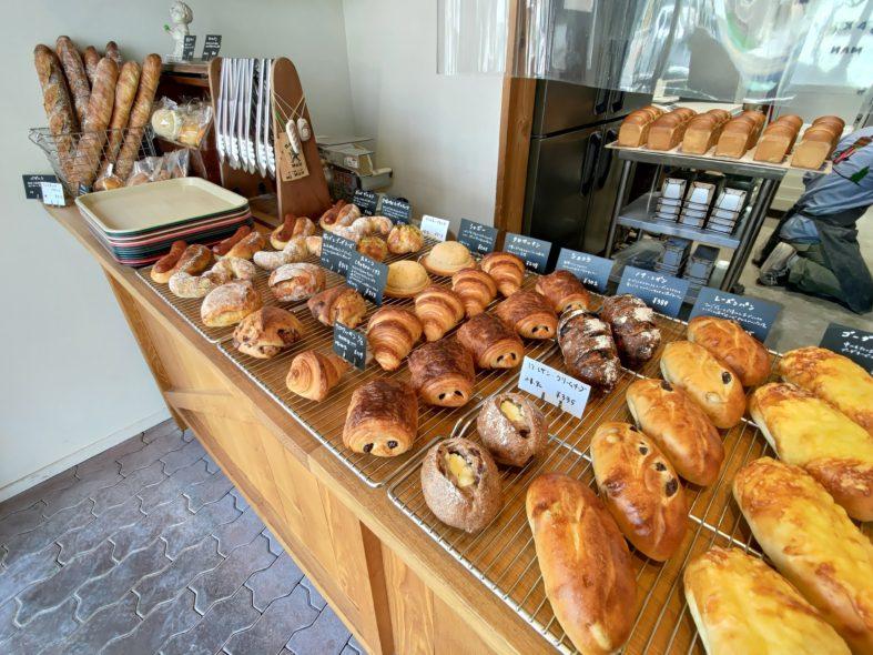 大森のジャーマン通りにあるパン屋「BAKEMAN」がおすすめ!
