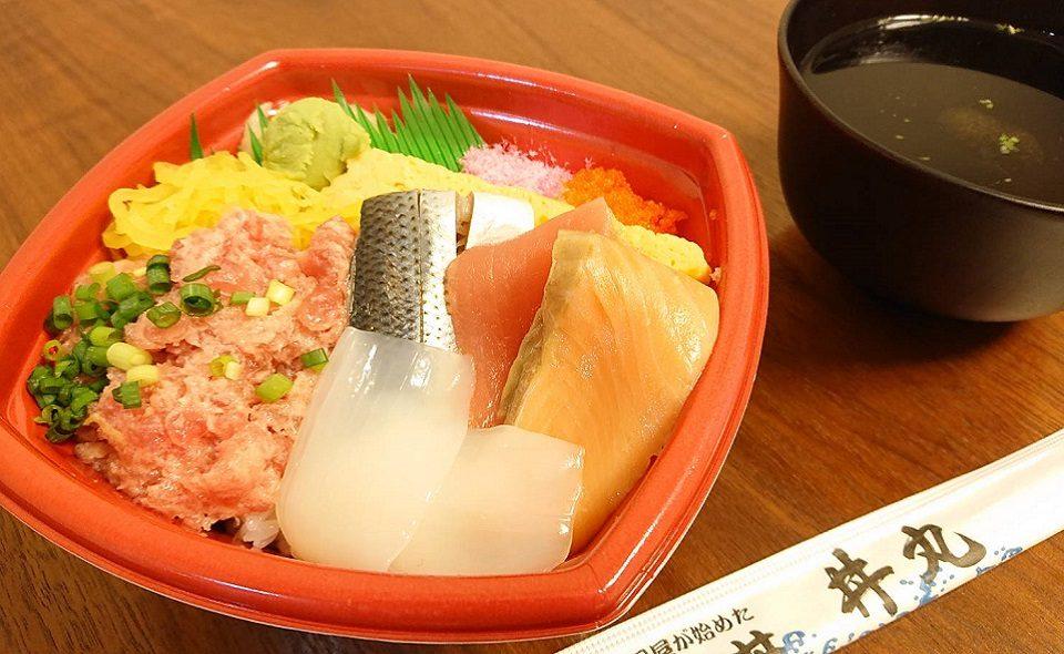 大田区内で海鮮丼を気軽に楽しめる!丼丸どんちゃん@下丸子