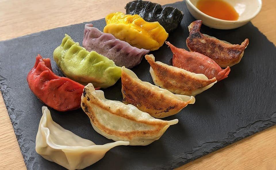 今日は自宅で餃子パーティー!@大田区